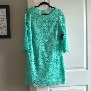 NWT Lace Dress Crown & Ivy